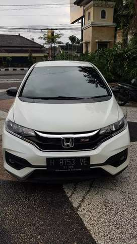 All new jazz Rs 2020 matic tgn 1 km 6rb