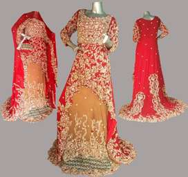 Attractive wedding dress's  only one time used avalible in cheap price