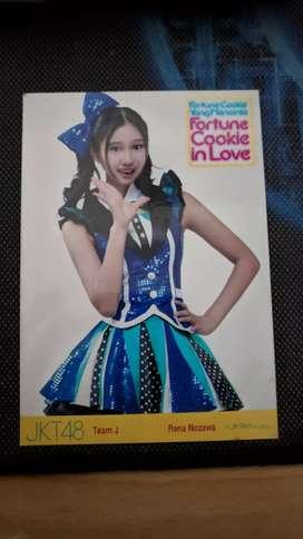 Photopack JKT48 Rena Nozawa