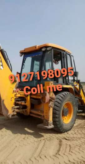 Hello JCB machine 3DX 2013 model