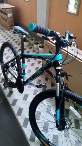 Dijual Sepeda Gunung Trex 26 in Kondisi Baru