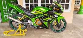 Ninja rr 2015  pajak idup