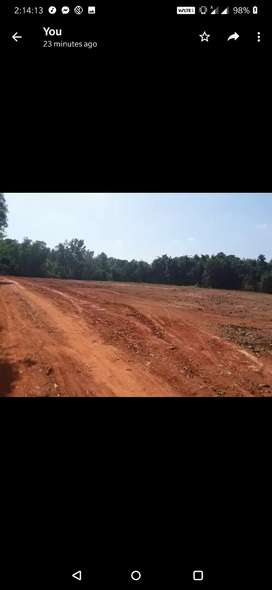 LAND FOR SALE IN BEST PRICES 12KM FROM UDUPI LOCATION