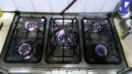 5 Burner Table Top Stove/choolha