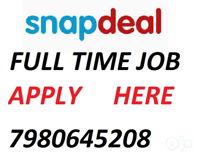 snapdeal urgent hiring for supervisor and store keeper helper 0