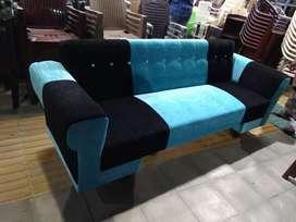 new  cushion 2 in 1 sofa com bat