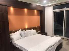 Guest house available 4bhk fully furnished plz call me more details
