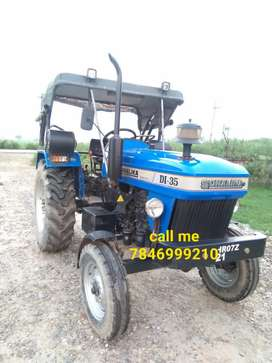 Only tractor sale sonalika 35 Di