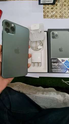 Apple iPhone 11proMax 64gb Midnight Green