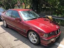 BMW E36 320i M/T Tahun 1995