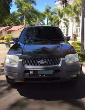 Ford Escape Xlt 2004 Manual