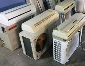 Air-conditioner split type working bsl
