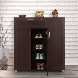 Mosco Shoe Rack in Wenge Colour