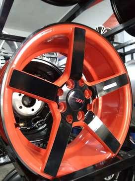 Velg Mobil Datsun Mobilio Ring 15 Cicilan tanpa Kartu kredit