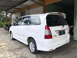Innova G luxury 2013 2.0 manual