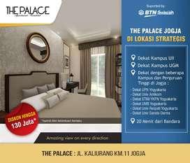 Apartemen The Palace Jogja Lokasi Strategis Lantai 12