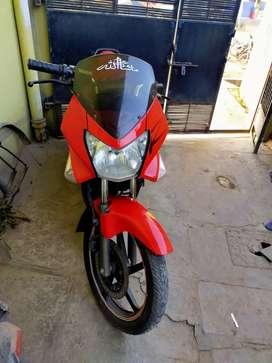 Hero honda karizma 01/9/ 2012 model