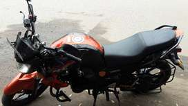 Yamaha fz of 7 years old
