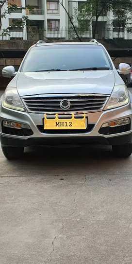2013 SSanyong Rexton RX5 for sale