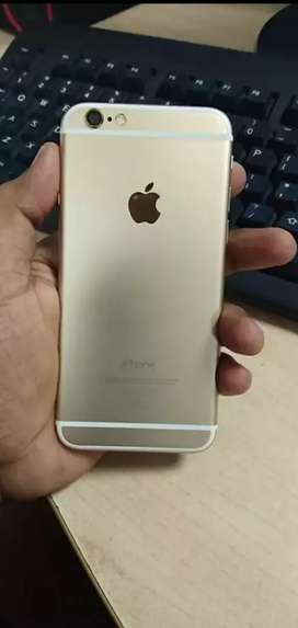 I phone 6 Silver 128gb