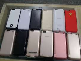 Imported Lot Battery cases Iphone 6, 7 and 5