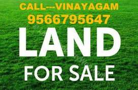 DTP LAND for sale in PERIYAR NAGAR at VADAVALLI --Vinayagam