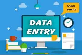 simple data entry jobs