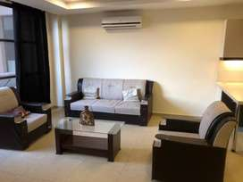 1bed room brand new furnished falt heights1ext phase1 bahria town rwp