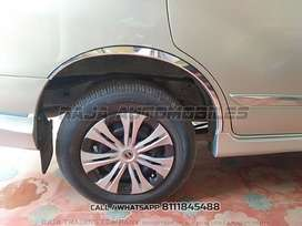 Premium Quality Wheel Arch Chrome for Innova