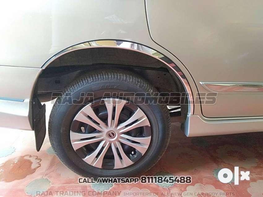 Premium Quality Wheel Arch Chrome for Innova 0
