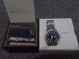 Jam tangan analog Alexandre Chiristie