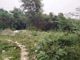 Dijual Tanah di jl Kampung Baru Kel.Bambu Kuning Tenayan Raya