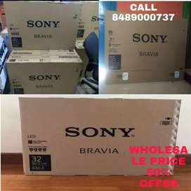 SONY BRAVIA 32~INCH ONLY =7,000=RS WHOLESALE PRICE