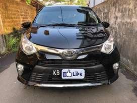 PROMO DP MINIM! Toyota Calya 1.2 G Manual 2018 HItam