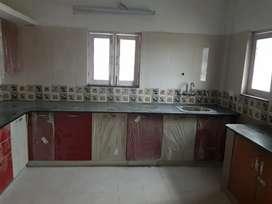 Installation of godrej modular kitchen