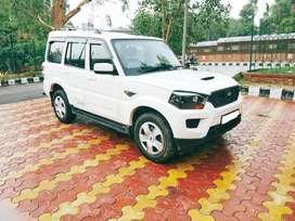 Mahindra Scorpio S6 Plus, 2017, Diesel