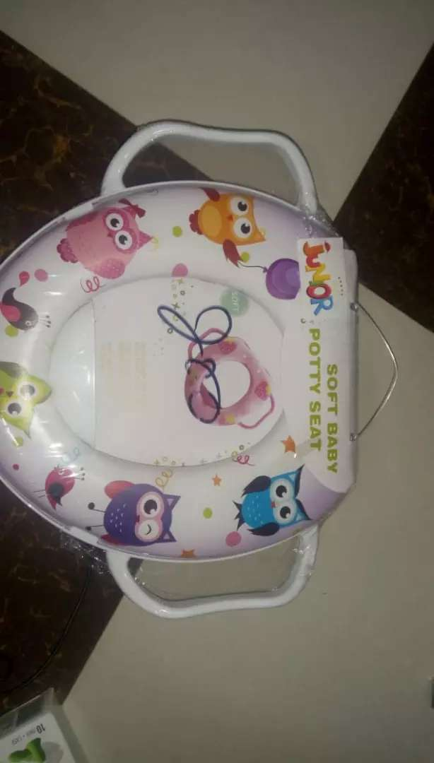 Soft Baby Potty Seat 0