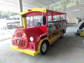 Kereta wisata mesin odong keliling ND