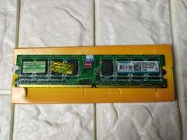 MEMORY RAM DDR2 1GB
