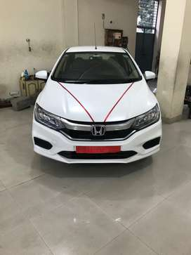 Honda City 1.5 S Manual, 2018, Petrol