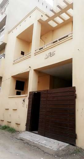 5 Marla Double Story House for rent at Aminabad Road Jahangir Town SKT
