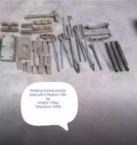 Welding Cutting Tools and Die Tools