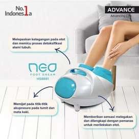 Alat reflexy kaki advance neo foot dream