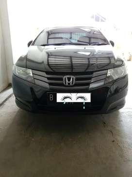 FS Honda City 2010 Type E Hitam
