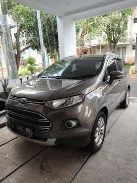 Jual ford EcoSport 2014 AT titanium TOP mulussss... Pemakai only...