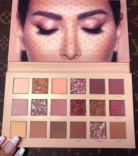 The Obsessions palette by Ruby Topaz Amethyst Emerald Eyeshadow Profes