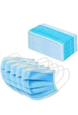 FACE MASK BEST QUALITY (3 LAYER) 500 piece