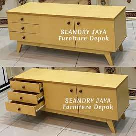 SEANDRY JAYA Furniture Depok/cinere/Bufet rat tv/meja/minimalis/murah/