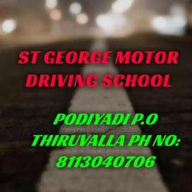 ST GEORGE MOTOR DRIVING SCHOOL