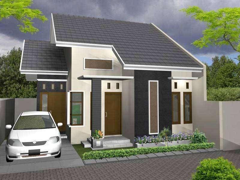 Rumah Minimalis Jogja type 36 0